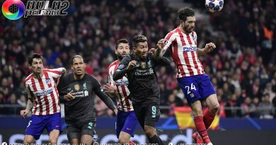 Atletico Buktikan Liverpool Bukanlah Tim yang Sempurna