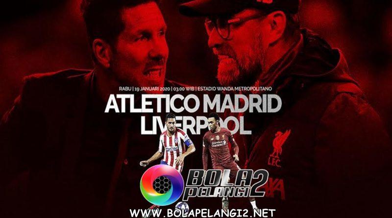 5 Langkah Atletico Madrid Kalahkan Liverpool