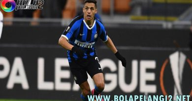 Bakal Ditinggal Lautaro, Inter Milan Belum Tentukan Masa Depan Alexis Sanchez