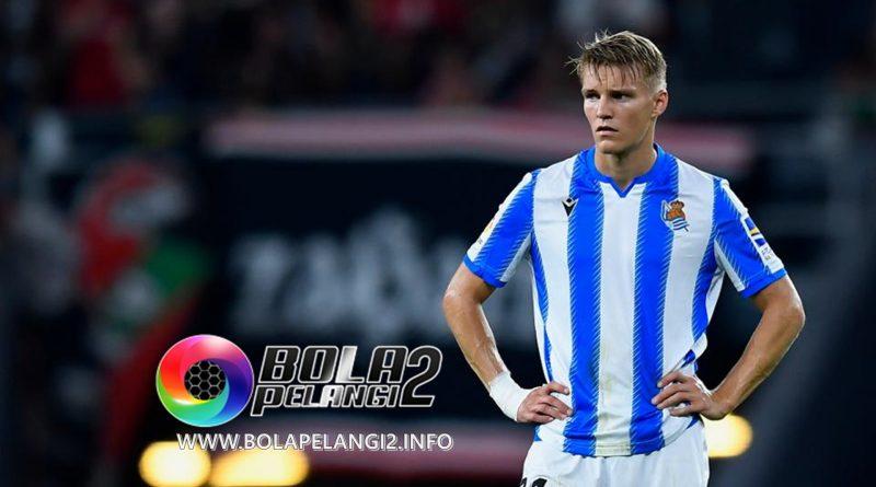 Odegaard Dinilai Layak Balik ke Real Madrid