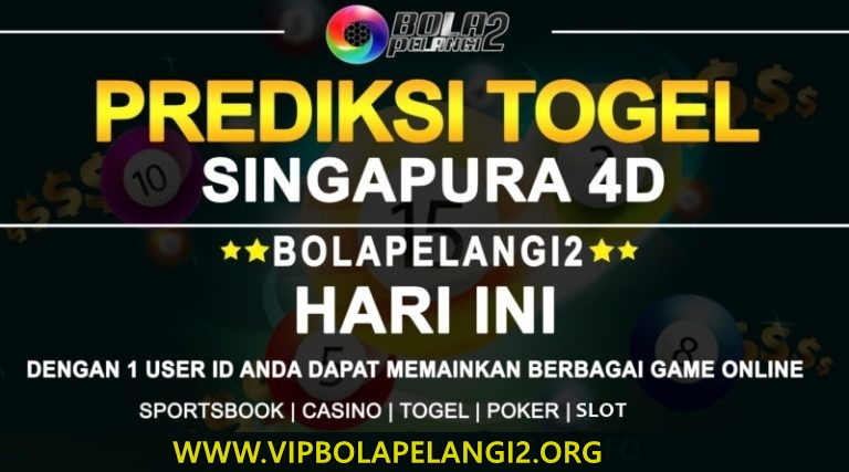 PREDIKSI TOGEL SINGAPORE 29 MEI 2021