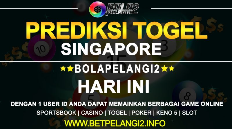 PREDIKSI TOGEL SINGAPURA 18 SEPTEMBER 2021