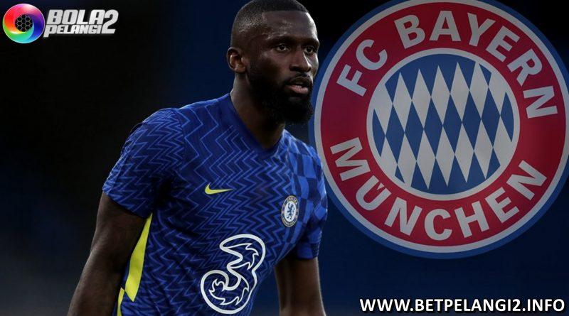 Seriusi Transfer Rudiger, Bayern Munchen Sudah Bergerak