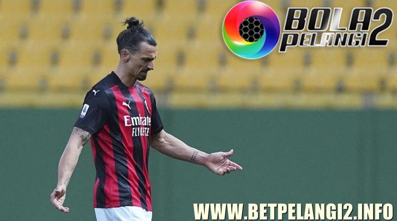 Ibrahimovic Absen di Laga Liverpool vs AC Milan, Siapa Yang Menggantikannya?