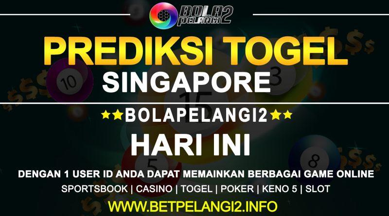 PREDIKSI TOGEL SINGAPURA 11 OKTOBER 2021