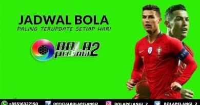 JADWAL PERTANDINGAN BOLA 18 – 19 September 2021