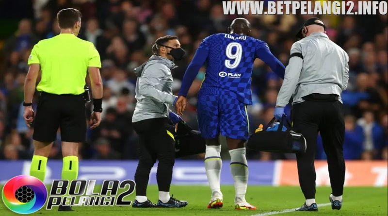 Akibat Cedera, Chelsea Bakal Kehilangan Romelu Lukaku Selama Sebulan?