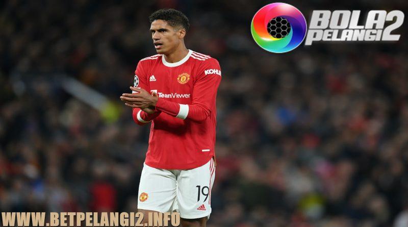 Manchester United Mengkonfirmasi Perihal Cedera Raphael Varane, Harus Absen Beberapa Pekan?