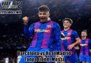 Barcelona vs Real Madrid Tanpa Lionel Messi